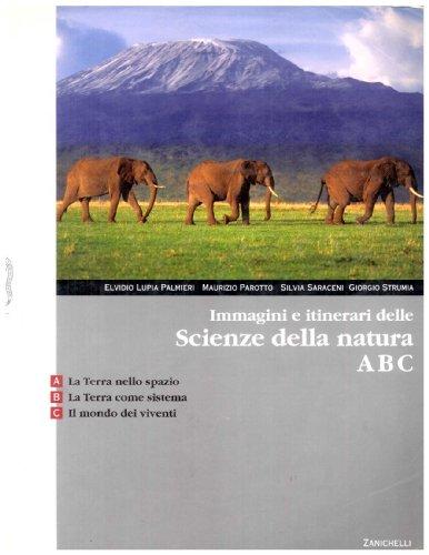 Immagini e itinerari delle scienze della natura.
