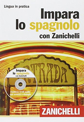9788808263841: Impara lo spagnolo. Con 2 CD Audio