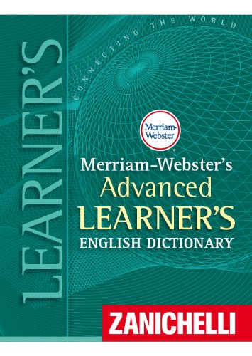 9788808264848: Advanced learner's english dictionary