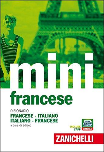 9788808420992: Il mini di francese. Dizionario francese-italiano, italiano-francese. Con Contenuto digitale (fornito elettronicamente)