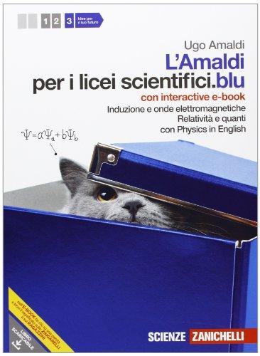 L'Amaldi per licei scientifici.blu