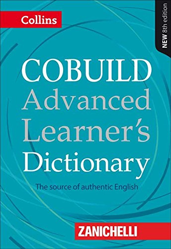 9788808621276: Cobuild advanced learner's dictionary
