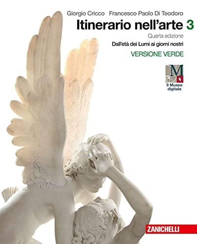 9788808647313: Itinerario nell'arte. Per le Scuole superiori. Con e-book: Museo digitale: 3
