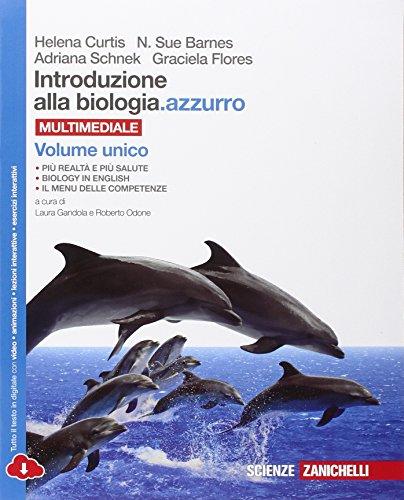 9788808736734: Introduzione alla biologia.azzurro. Per le Scuole superiori. Con e-book. Con espansione online