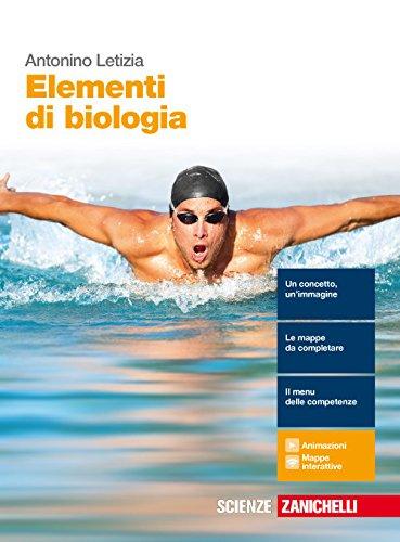 9788808754196: Elementi di biologia. Per le Scuole superiori. Con e-book. Con espansione online
