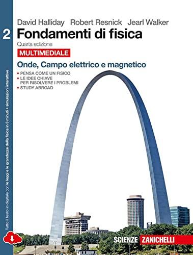 9788808936578: Fondamenti di fisica. Per le Scuole superiori. Con e-book. Con espansione online: 2
