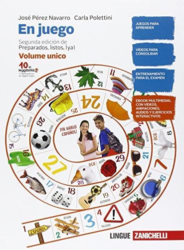 9788808937520: En juego-A través de la cultura hispánica. Per la Scuola media. Con e-book. Con espansione online [Lingua spagnola]