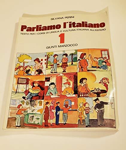 Parliamo l'italiano: 1: n/a