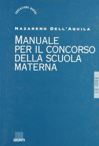 Manuale per il concorso della scuola secondaria.: Guido,Cosimo.
