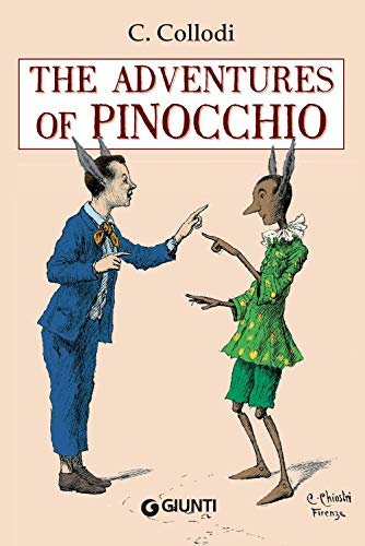 9788809018167: The adventures of Pinocchio