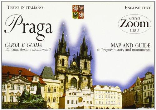9788809019799: Praga. Carta e guida alla citt�: storia e monumenti