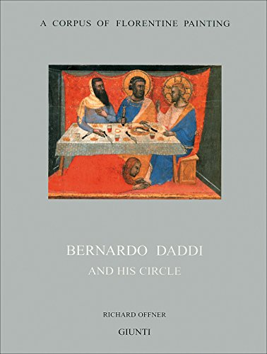 9788809021822: The Fourteenth Century: Bernardo Daddi and His Circle (Corpus of Florentine Painting)