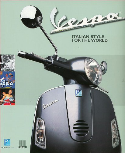 9788809028487: Vespa. Italian Style for the World