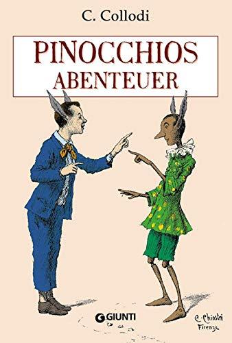 9788809030350: Pinocchios Abenteuer