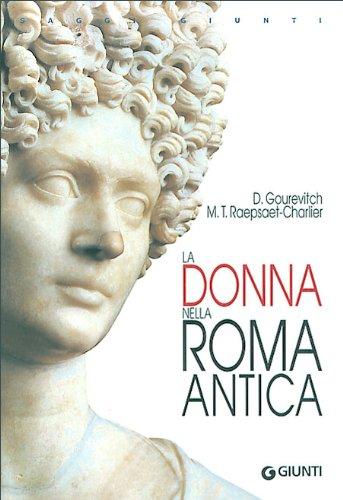 9788809031425: La donna nella Roma antica (Saggi Giunti)