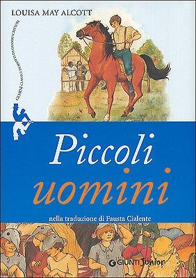Piccoli uomini (8809039106) by Louisa M. Alcott