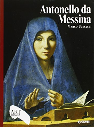 9788809048690: Antonello da Messina. Ediz. illustrata (Dossier d'art)