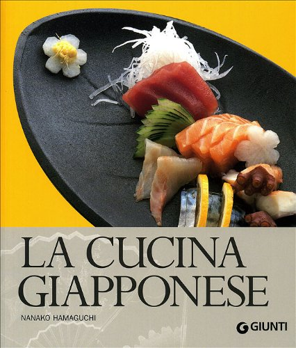 9788809051874: La cucina giapponese