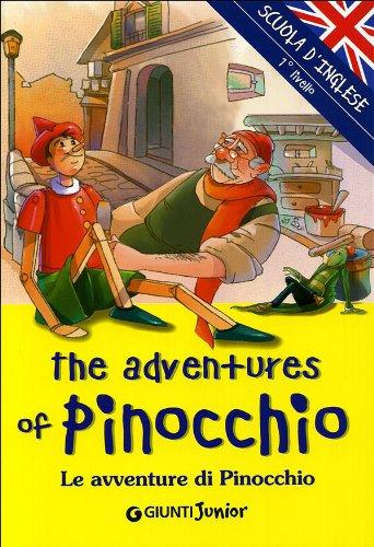 The adventures of Pinocchio-Le avventure di Pinocchio: G. Ballarin