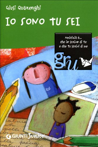 Io sono tu sei (Paperback): Giusi Quarenghi