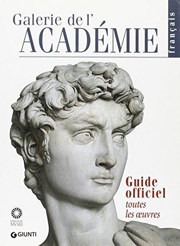 Galerie de l'Académie. Guide officiel. Toutes les: Falletti, Franca; Anglani,