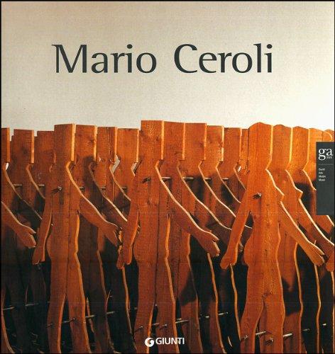 9788809056749: Mario Ceroli