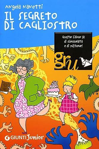 Il segreto di Cagliostro: Nanetti, Angela