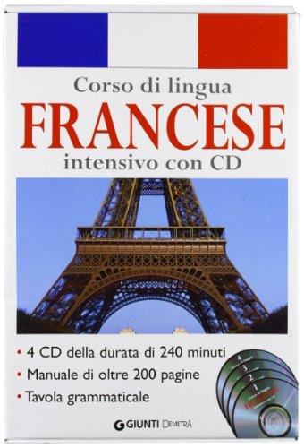 9788809059696: Corso di Lingua francese intensivo con CD