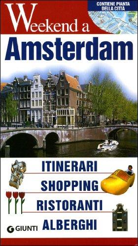 9788809061361: Amsterdam. Itinerari, shopping, ristoranti, alberghi