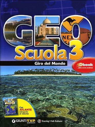 9788809061675: Geoscuola. Con atlante. Per la Scuola media. Con espansione online: 3