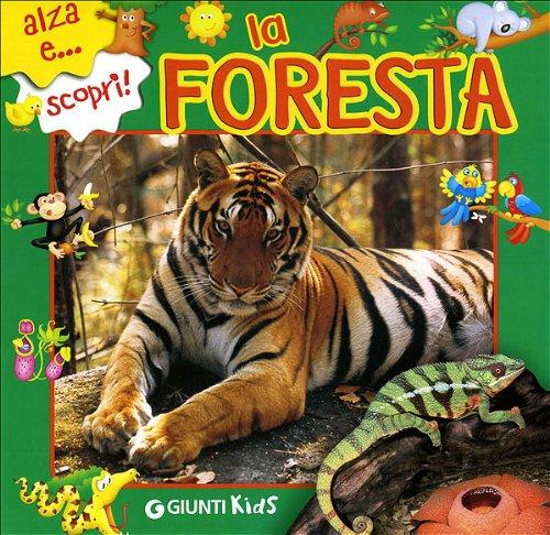 9788809063006: La foresta. Ediz. illustrata