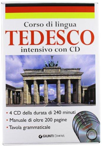 9788809064881: Corso di lingua. Tedesco intensivo. Con 4 CD Audio