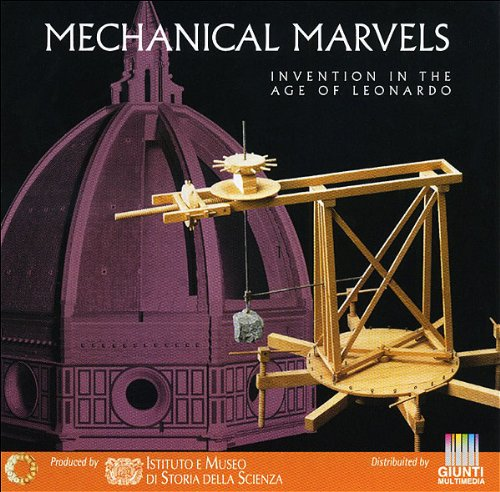 9788809110588: Mechanical marvels. Invention in the age of Leonardo. CD-ROM (CD-ROM arte)