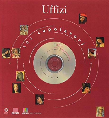 9788809111011: Uffizi. 101 capolavori. Con CD-ROM