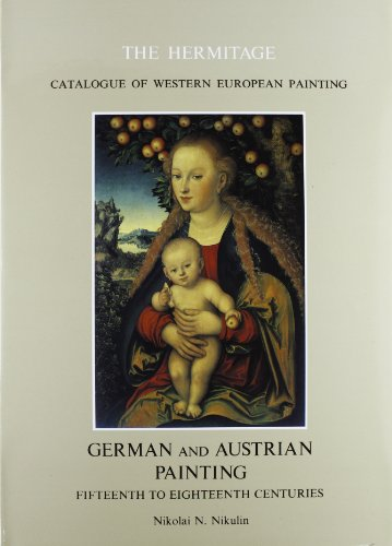 9788809200241: German and austrian painting. Fifteenth to eighteenth centuries