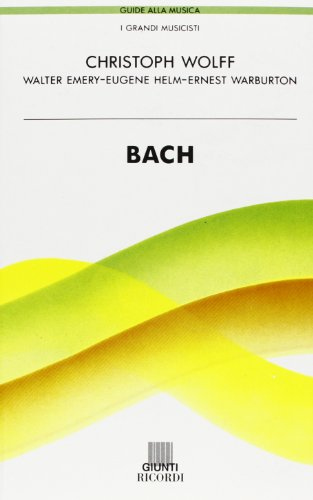 Bach. The New Groove