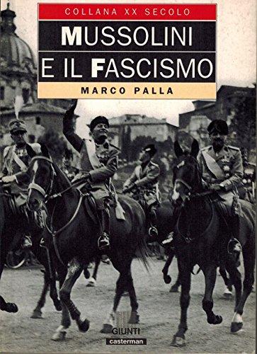 9788809202726: Mussolini e il fascismo