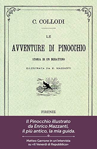 9788809206489: Le avventure di Pinocchio. Storia di un burattino (rist. anast. 1883) (Collodi e Vamba)