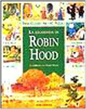 9788809608627: La leggenda di Robin Hood