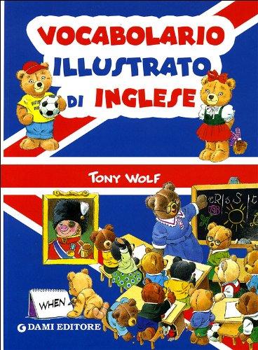 9788809612020: Vocabolario illustrato di inglese