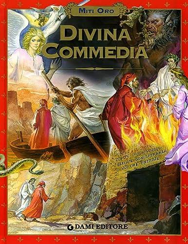 9788809612921: La Divina commedia (Miti oro)