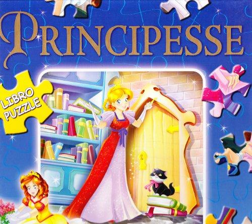 9788809744059: Principesse. Libro puzzle