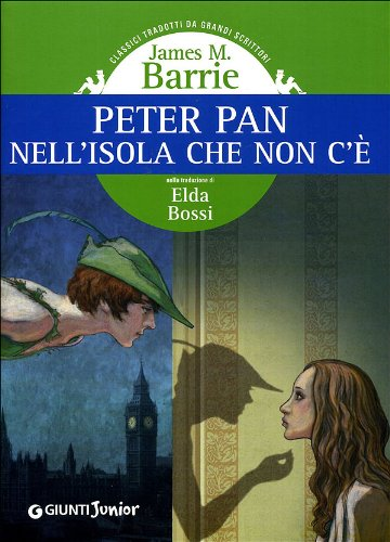 Peter Pan nell'isola che non c'è - James Matthew Barrie
