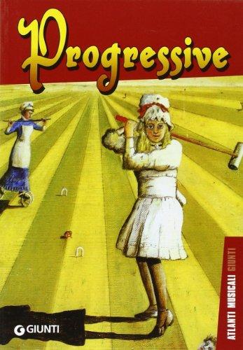 9788809744882: Progressive (Atlanti musicali Giunti)