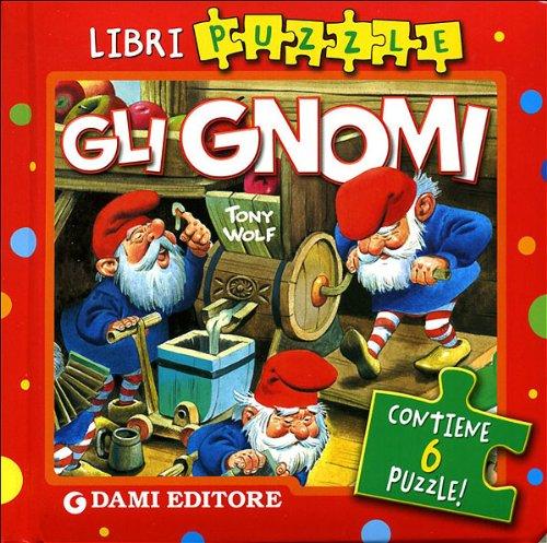 9788809745674: Gli gnomi. Ediz. illustrata. Con 6 puzzle (Bosco pocket puzzle)