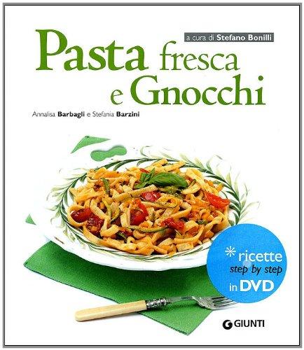 9788809747579: Pasta fresca e gnocchi. Con DVD