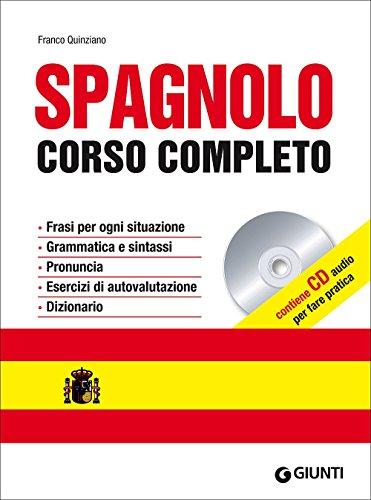 9788809748361: Spagnolo. Corso completo. Con CD Audio