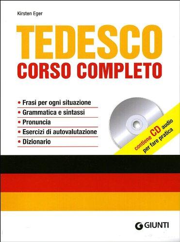 9788809748385: Tedesco. Corso completo. Con CD Audio (Impara rapidamente)