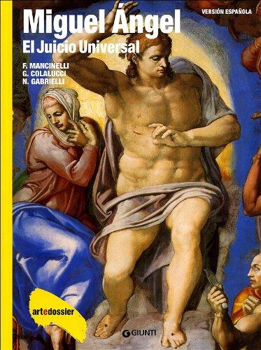 9788809748781: Miguel Angel. El juicio universal
