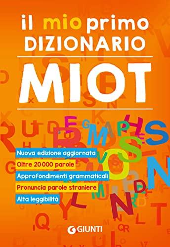 9788809750555: Il mio primo dizionario. Nuovo MIOT